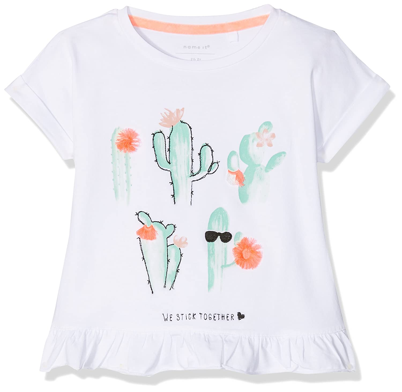 T T-Shirt B/éb/é Fille Name It Nmfderlise SS Top