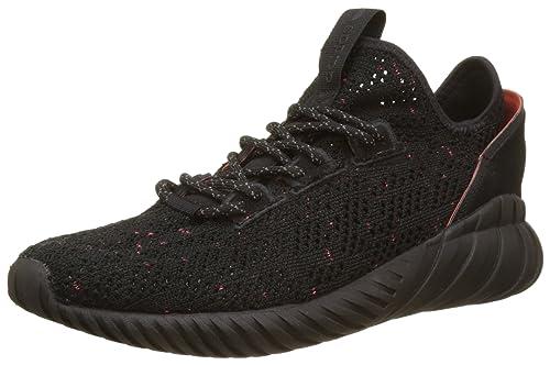 new products 16910 65b53 Adidas - Tenis Tubular Doom Sock Primeknit Hombres, Negro, 10 D(M)