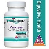 Nutricology Pancreas, Lamb, Vegicaps, 90-Count