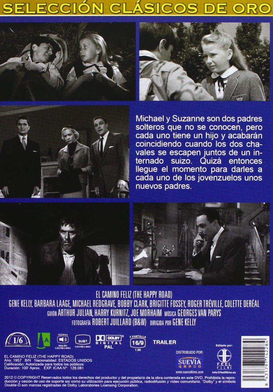 573e6c9f29f5 Clasicos de oro - el camino feliz  DVD   Amazon.es  Gene Kelly ...