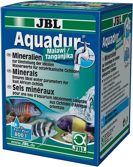 JBL Mineral de Sal de purificador de Agua para acuarios de Agua ...