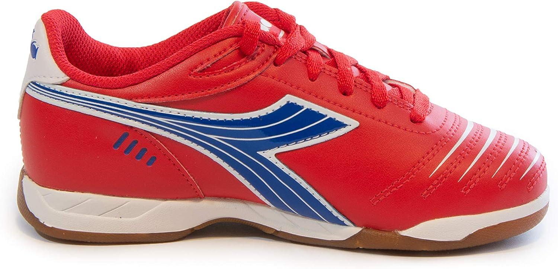 Diadora Kids Cattura ID Indoor Jr Soccer Shoes