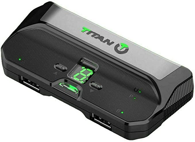 Amazon.com: Titan Two Games Console Cross-Platform Controller Converter/Adapter: Everything Else