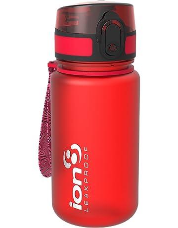 Ion8 Leak Proof BPA Free, Botella de Agua, sin BPS, a pueba de