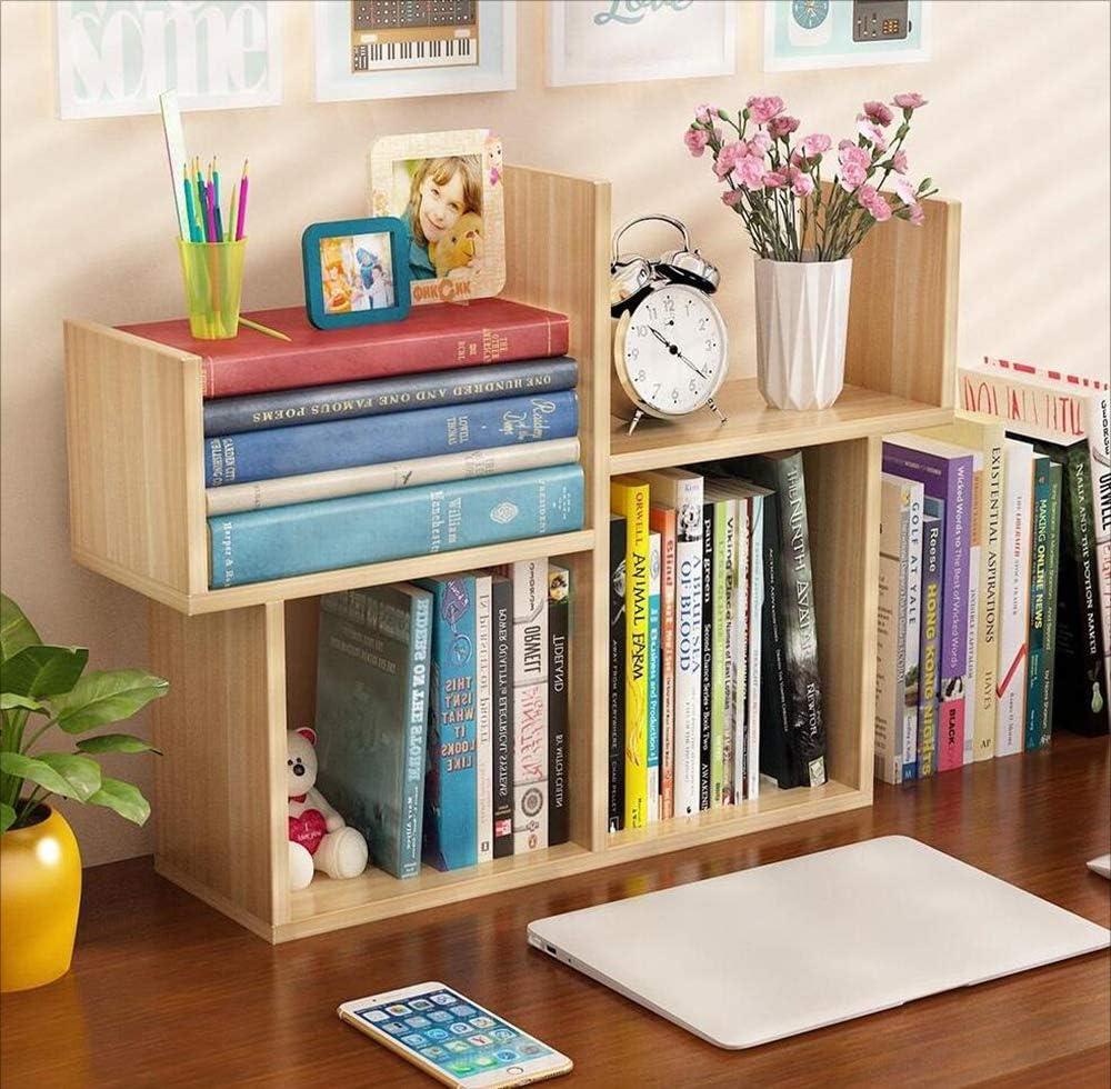 Peque/ña Estanter/ía Mesa Simple Mini Estante Simple Moderno Estudiante Librer/ía Ni/ños Escritorio Mesa De Comedor Almacenamiento,Red