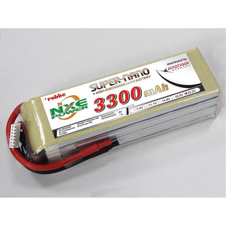 LiPo Akku Akku Akku Robbe NXE-Power Evo 6S3300/30C 1f86cc