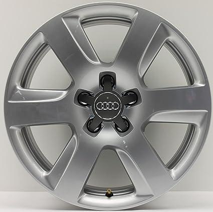 1 Original Audi A6 S6 4 G C7 4 g0601025bk aluminio Llanta Llanta 8 X 17 ET39 ef2290: Amazon.es: Coche y moto