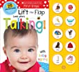 Look Who's Talking! Lift the Flap: Scholastic Early Learners (Sound Book)