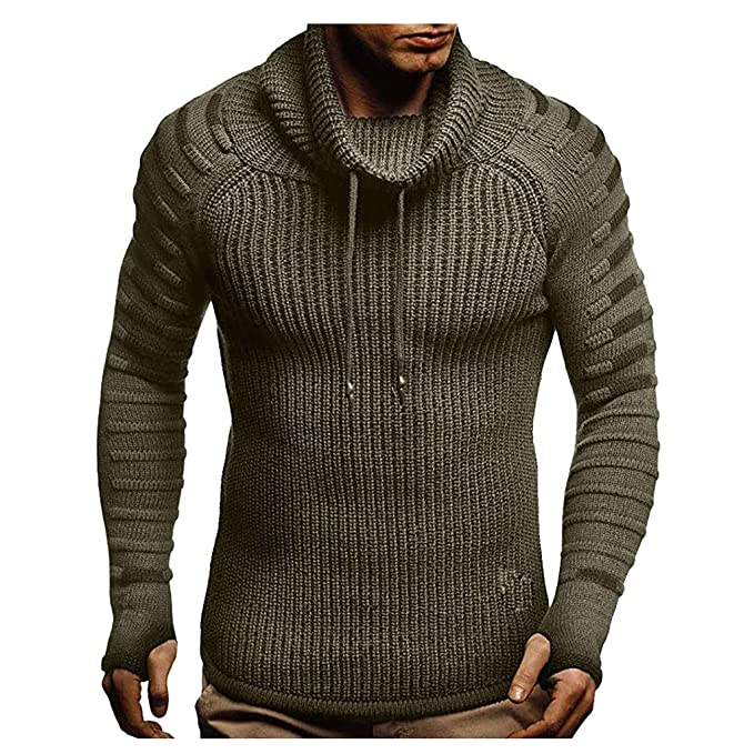 DGG7 Mens Western Latest Autumn Winter Pullover Knitted