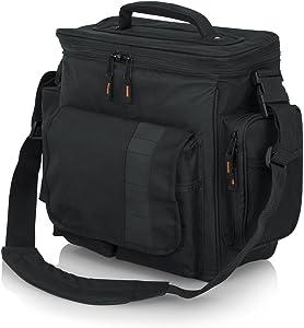Gator Cases G-CLUB Series DJ Bag for 35 LPs and Serato Style Interface (G-CLUB-DJ BAG)