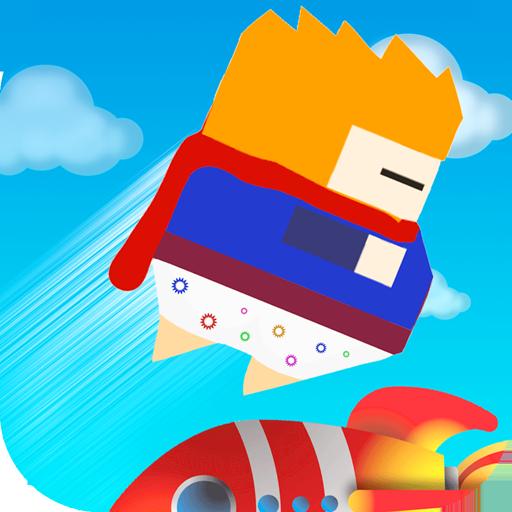 Diaper Man Returns - Super Hero