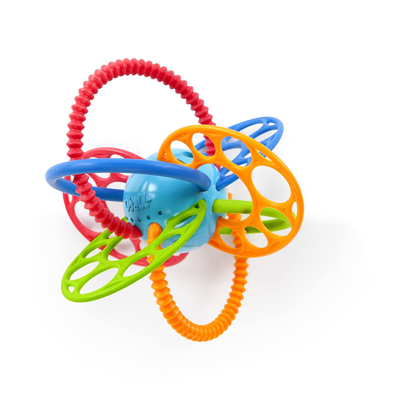 Oball, Zähnen Spielzeug Kreise Flexi Loops Kids II Europe B.V. 81526-12-WW