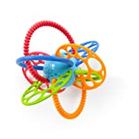 Oball FlexiLoops Teething Toy