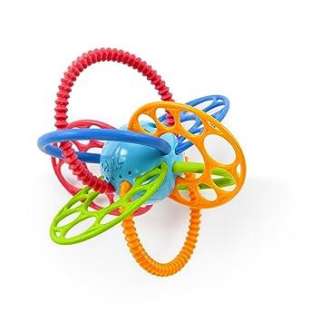 Oball, Greifspielzeug mit Beißringen, Flexi Loops