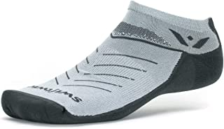 product image for Swiftwick- VIBE ZERO Trail and Road Running Socks, No-Show