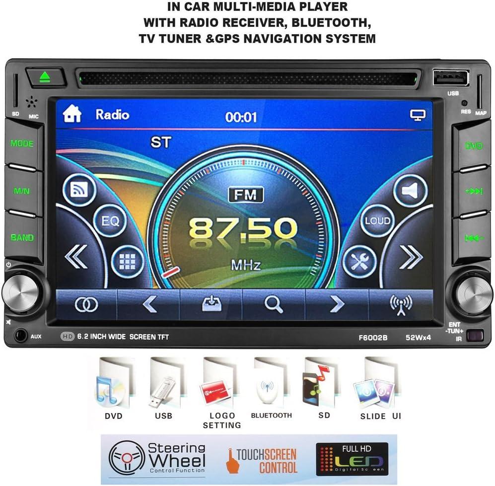 Vauxhall Corsa D Pioneer Bluetooth MP3 USB coche estéreo Kit De Volante /& Gris