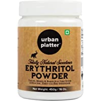 Urban Platter Pure Erythritol Powder with Natural Zero Calorie Sweetener, 450g