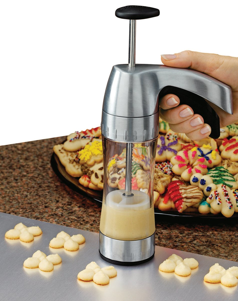 Top 20 Best Stainless Steel Cookie Press Reviews 2019-2020 cover image