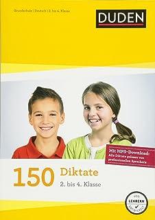 Duden - 150 Rechenübungen, 2. bis 4. Klasse Duden - 150 Übungen ...
