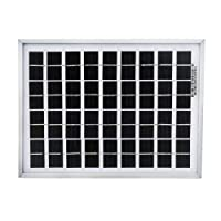 ECO-WORTHY 5w 10 Watts 12 Volts Solar Panel