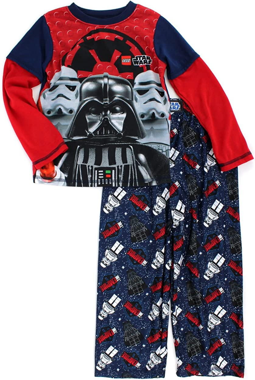 Darth Vader Star Wars Lego Boys Black and Grey Rain Slicker Size Small Medium Large