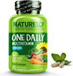 NATURELO One Daily Multivitamin for Men - with Vitamins & Minerals
