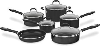 Cuisinart Nonstick 11-Piece Cookware Set