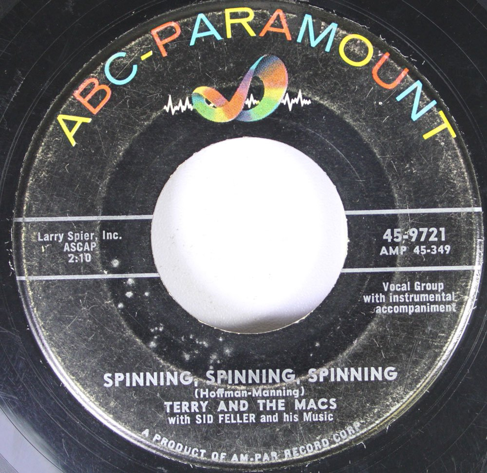terry & the macs 45 RPM spinning, spinning, spinning / you dont have to explain: terry & the macs: Amazon.es: Música