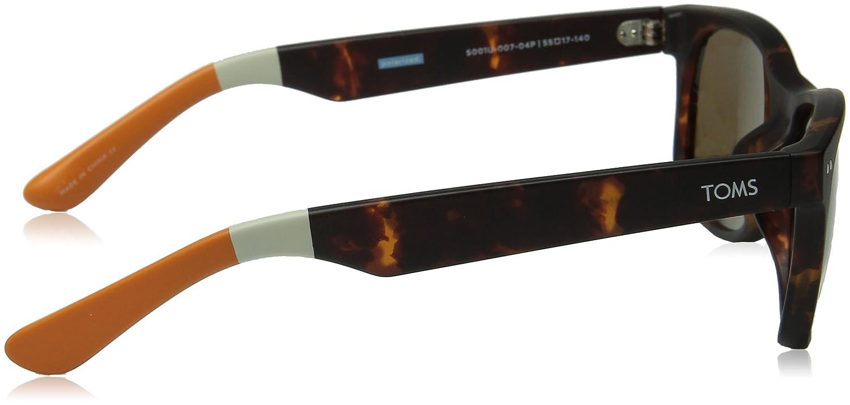 8f11351dd224 Amazon.com  TOMS Beachmaster Polarized Sunglasses  Clothing