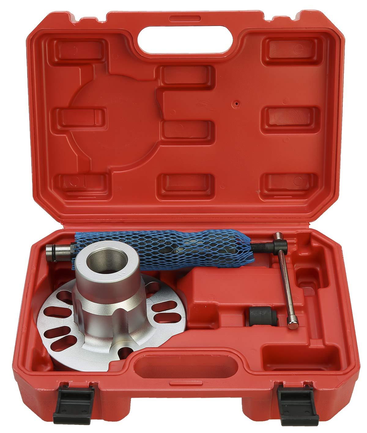 FreeTec 10T Extracteur de Roue hydraulique pour Roues 96 à 125 mm freebirdtrading