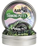Crazy Aaron's Putty World Thinking Putty, Super Illusions Super Fly, 3.2 oz.