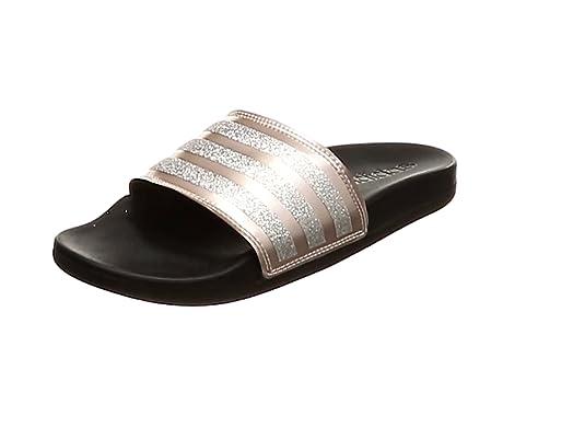 6be10e0ed0bdaf adidas Damen Adilette Comfort Dusch-  Badeschuhe  adidas  Amazon.de ...