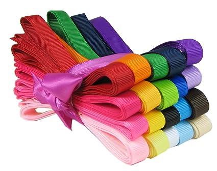 amazon com ribbon for crafts hipgirl 40 yards 3 8 grosgrain