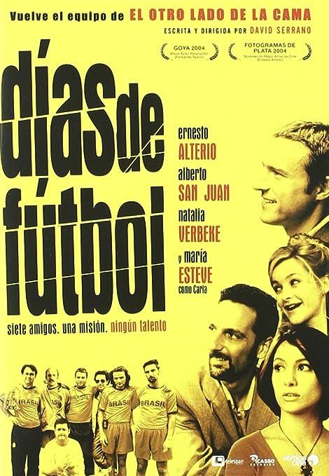 Días De Fútbol [DVD]: Amazon.es: Alberto San Juan, Andres ...