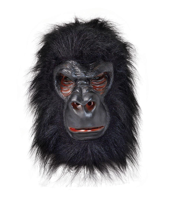 Smiffy's Chimp Mask Full Overhead: Smiffys: Amazon.co.uk: Toys & Games