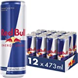 Red Bull Energy Drink, 12 x 473 ml