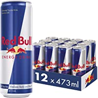 Red Bull Energy Drink 12 Pack of 473 ml