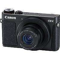 Canon PowerShot G9X Mark II Digital Camera(G9XIIBK) 3 Inch display,Black (Australian warranty)