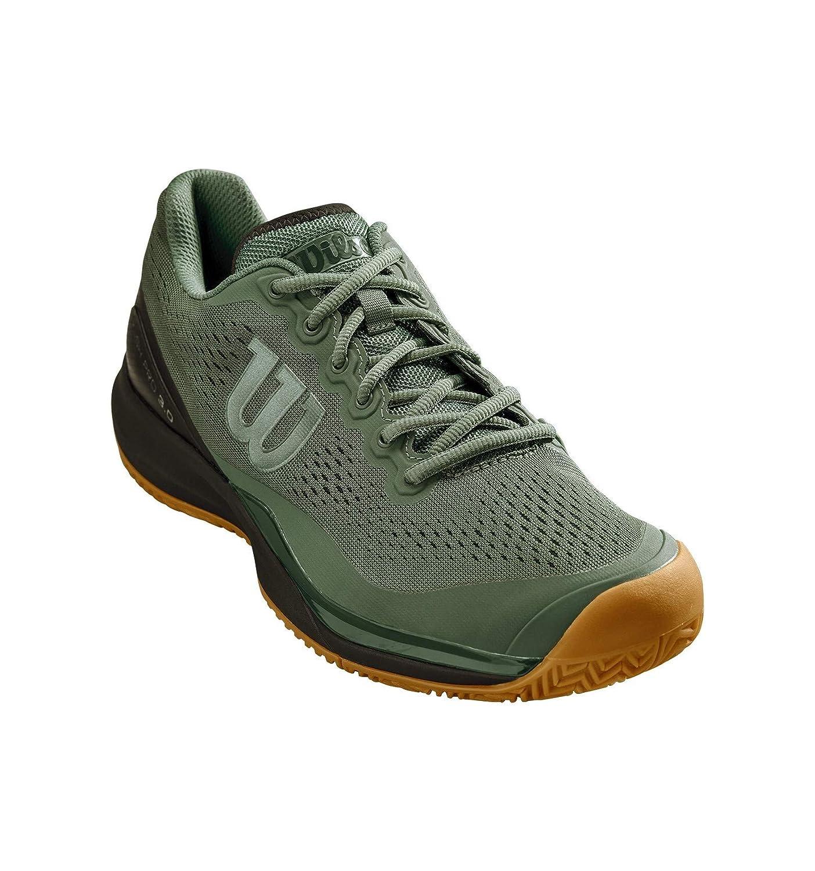 Vert Noir Vert 43 1 3 EU WILSON Rush Pro 3.0, Chaussures de Tennis Homme