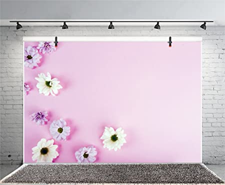 8x12 FT Spa Vinyl Photography Background Backdrops,Spa Theme with Lily Lotus Flower and Rocks Style Purifying Your Soul Theme Background for Selfie Birthday Party Pictures Photo Booth Shoot