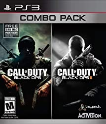 Amazon com: Call of Duty: Black Ops Combo Pack - PlayStation 3: Call