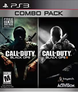 Amazon com: Call of Duty: Black Ops Collection - PlayStation 3