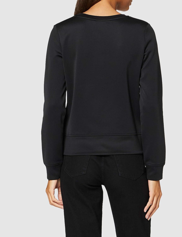 Love Moschino Damen Sweatshirt Black