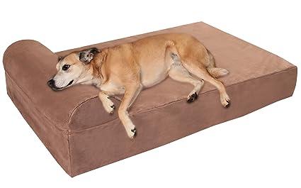 orthopedic dog bed large