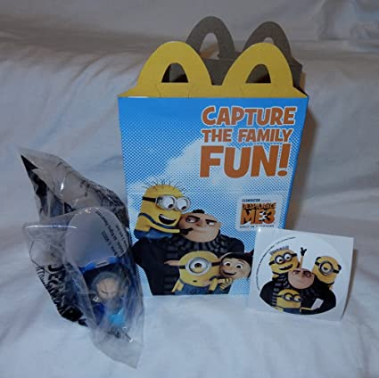 SHIPPPING NOW! 2017 McDONALD/'S DESPICABLE ME 3 HAPPY MEAL TOYS CLEARANCE SALE