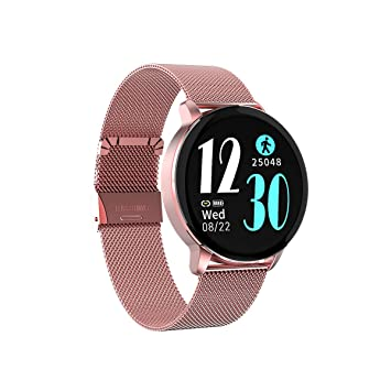 Smartwatch para Hombres Mujeres Niños, Reloj Inteligente Bluetooth ...