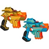 NERF Lazer Tag Phoenix LTX Tagger 2 Pack - the ultimate laser blaster - Kids Toys & Outdoor Games - Ages 8+