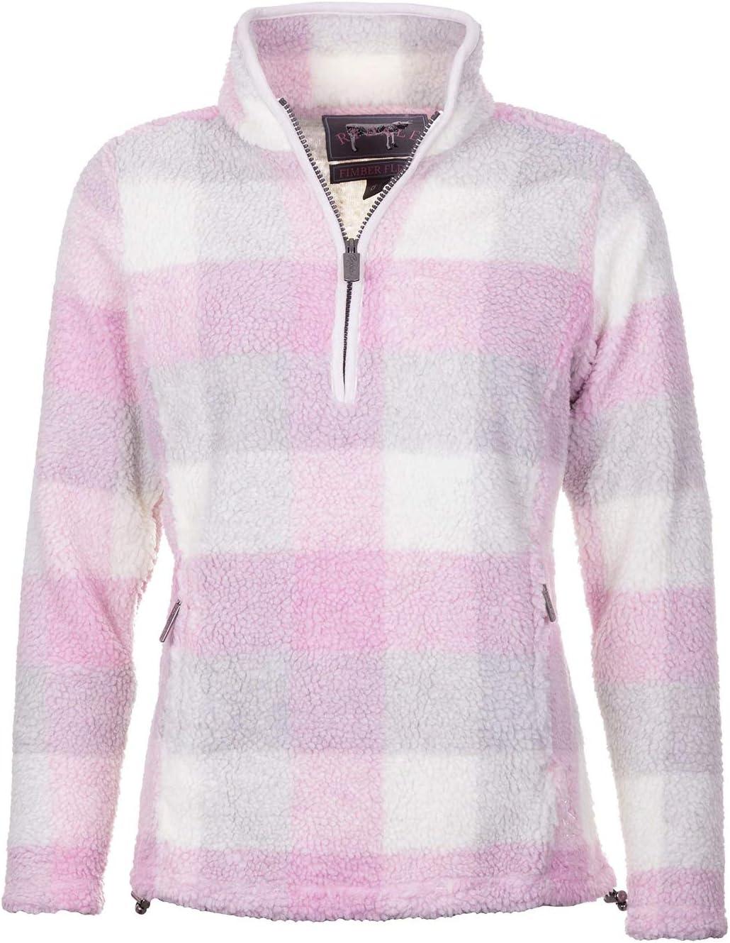 Rydale Ladies Fleece Jacket /& Gilet Fimber Sherpa Fleece Bodywarmers