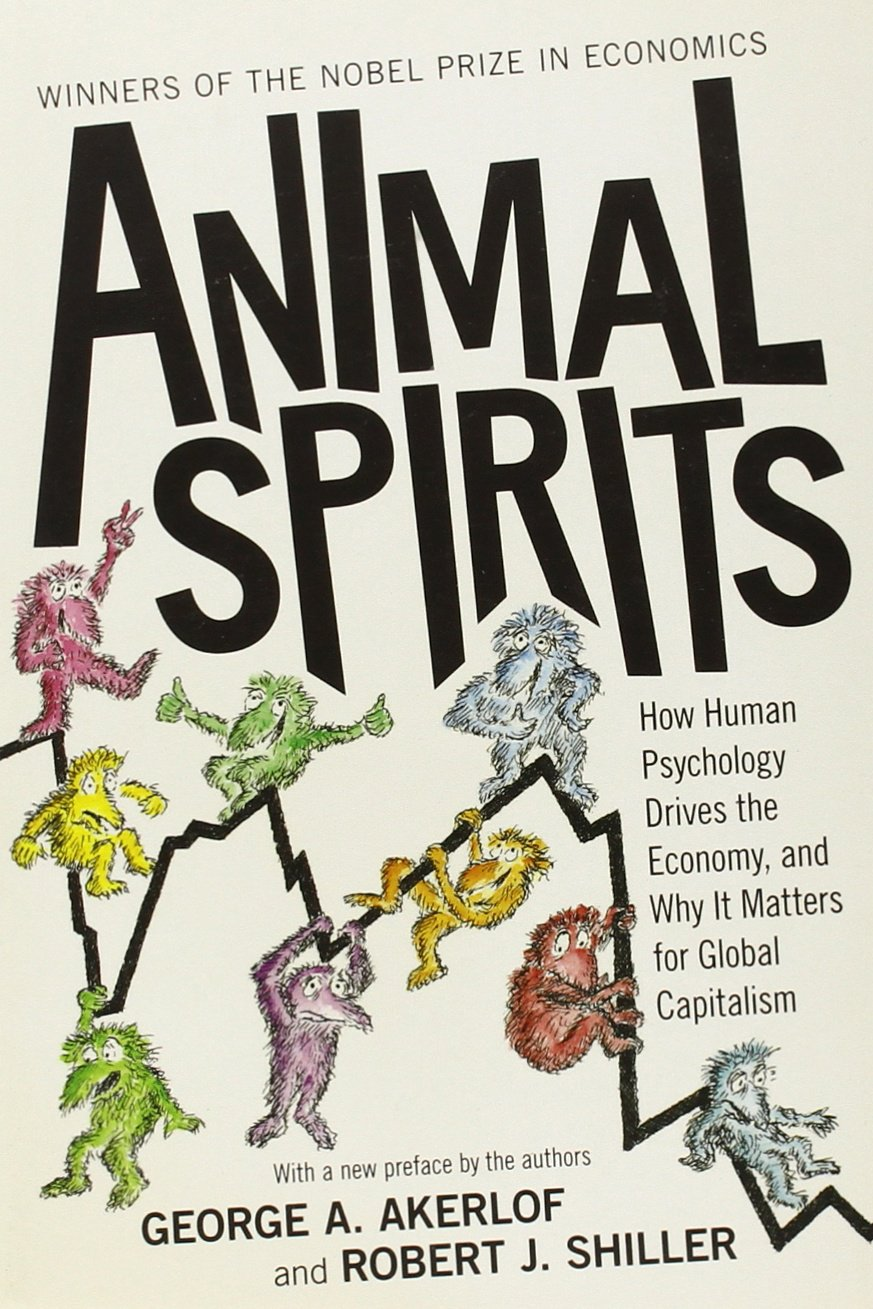 Download Animal Spirits: How Human Psychology Drives the Economy, and Why It Matters for Global Capitalism pdf epub