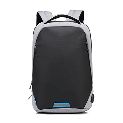 2fbc93053f7 Amazon.com   Commuter Backpacks 15 Inch Business Laptop Backpack for Men  Women Waterproof Notebook Computer Backpack with USB Port   Electronics